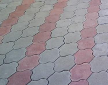 тротуарная плитка фото рокко